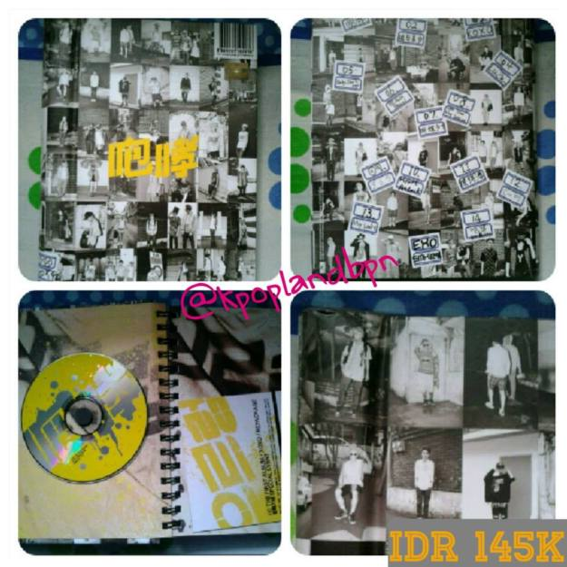 2nd Album Growl hug vers